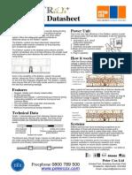 Elektro+ Rising damp treatment explained - pdf