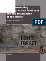 James H. Williams (eds.)-(Re)Constructing Memory_ School Textbooks and the Imagination of the Nation-SensePublishers (2014).pdf
