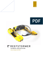 REEFSTORMER Technical Specification