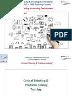 Critical Thinking Slides - V1