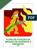 Plano de atuação da Brigada de Incêndio_2005  novo
