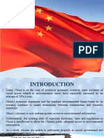 UNMASKING CHINESE BUSINESS ENTERPRISES USING INFORMATION DISCLOSURE LAWS TO ENHANCE PUBLIC PARTICIPATION IN CORPORATE ENVIRONMENTAL DECISION MAKING