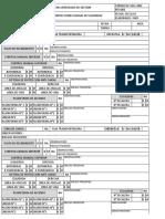 AC-PT-001 Inspecciones de Relevo SSOMA
