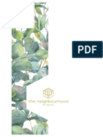 The Neighborhood Apartments Al Barari Dubai +97142483445