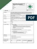 8.5.2.1sop Inventarisasi, Pengelolaan, Penyimpanan Dan Penggunaan Bahan Berbahaya