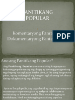 Kontemporaryong Programang Panradyo at Pantelebisyon (1)