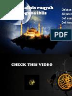 Video Analisis Ruqyah