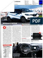 "RENAULT CAPTUR TCe 90 NA ""CARROS & MOTORES"""