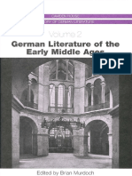 Brian Murdoch - German Literature of the Early Middle Ages (Camden House History of German Literature) (2004).pdf