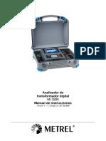 MI 3280_Digital Transformer Analyser_Spa