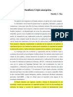 MAnifiesto Cripto Anarquista