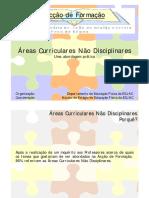 ¦reas Curriculares N¦o Disciplinares - Uma abordagem prática - Diapositivos da Apresentaç¦o