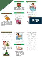 Leaflet Typhoid SFS