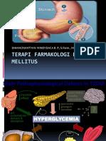 Terapi Farmakologi Diabetes Mellitus IIK