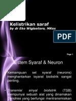 Kelisrikan saraf