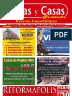 Revista Casas y Casas Octubre 2010