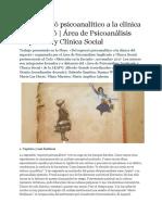 Del Superyó Psicoanalítico a La Clínica Del Superyó _ Área de Psicoanálisis Implicado y Clínica Social