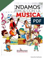 Aprendamos y Juguemos Con La Música Parte 1