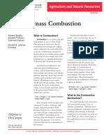 Biomass Combustion FSA-1056