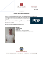 Brandon Multiple Drug Arrest Press Release-1