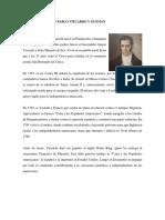 Biografía de Juan Pablo Vizcardo y Guzmán