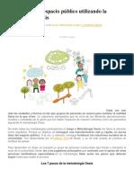 Transformar El Espacio Público Utilizando La Metodología Oasi1