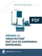 Arquitectura Post 2015 de Compromiso