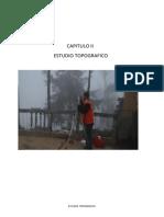 CAPITULO 02 - Estudio Topografico