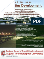 Brochure for GSSCD E-Courses Batch Sept - 2017