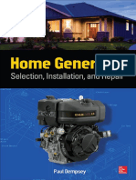 1765. Paul Dempsey-Home Generator Selection, Installation, And Repair