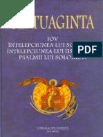 Septuaginta IV 2