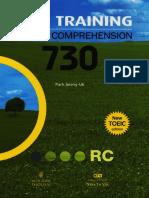 TOEIC 730 Training Reading Comprehension 730 (eBook)