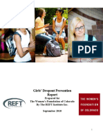 Girls Dropout Prevention Report Best Practices 9.10