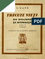 trecute vieţi de doamne şi domniţe. vol. 1 ((1933)).pdf