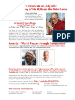 Dalai Lama Orphans Int'l