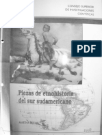 Bechis, Etnogénesis Pehuenche