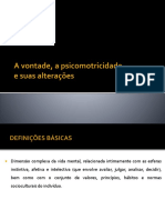 A vontade, a psicomotricidade.pptx