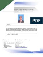 Hojja de Vida Ricardo (1)