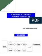 1 Sensores y Actuadores Periféricos Digitales(1)