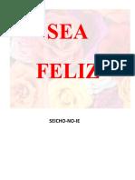 Sea Feliz Seicho No Ie