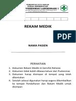 Form Rekam Medik