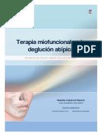 Terapia miofuncional en la deglucion atipica.pdf