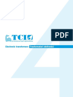 4.Electronic Transformers Catalogue