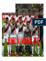 IMAGEN A4 - Selecccion de Futbol 2017