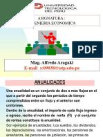 UTP Matematica Financiera SE 10 a SE 13 Anualidades y Gradientes