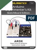 Arduino Experimenters Kit