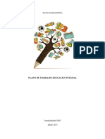 Plano de Trabalho Educação Integral_2015