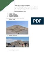 Catalogacion de Teotihuacan