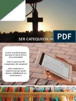 Ser Catequista Hoy