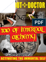 Tao of Internal Alchemy Barefoot Doctor 1